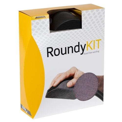 Mirka Roundy-Kit mit Absaugung