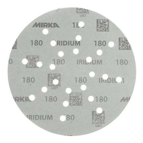 Mirka Iridium Schleifscheibe Multiloch Grip D 225 mm