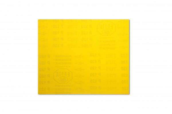 Starcke Blattware Schleifpapier 713 B Edelkorund 230 x 280 mm Form 100