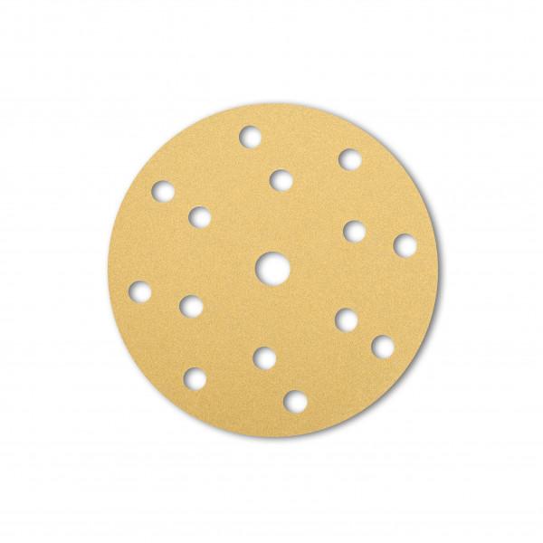 Starcke Klettscheibe 514 D/C K 40-800 / 150 mm 8 Löcher außen/6 Löcher innen
